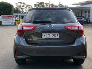 2018 Toyota Yaris NCP131R SX 4 Speed Automatic Hatchback