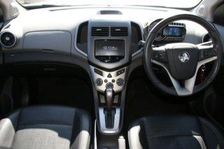 2012 Holden Barina TM MY13 CDX Grey 6 Speed Automatic Hatchback