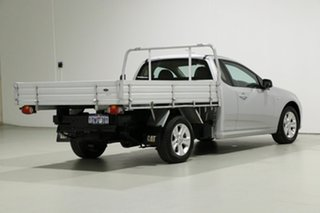 2012 Ford Falcon FG MK2 XR6 (LPi) Silver 6 Speed Automatic Cab Chassis