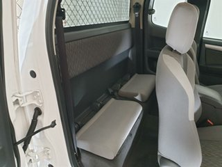 2012 Holden Colorado RG MY13 LX Space Cab White 6 Speed Sports Automatic Cab Chassis