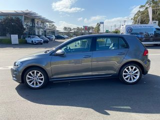 2017 Volkswagen Golf 7.5 MY18 110TSI DSG Comfortline Grey 7 Speed Sports Automatic Dual Clutch