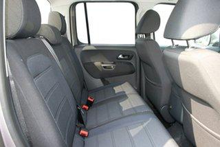 2021 Volkswagen Amarok 2H MY21 TDI550 4MOTION Perm Sportline Mojave Beige 8 Speed Automatic Utility
