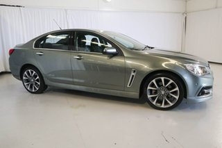 2013 Holden Commodore VF MY14 SS V Grey 6 Speed Sports Automatic Sedan.