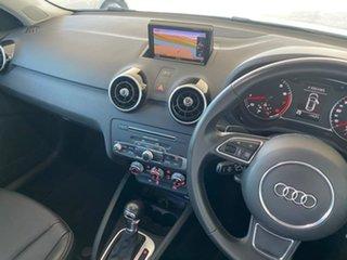 2015 Audi A1 8X MY16 Sport Sportback S Tronic White 7 Speed Sports Automatic Dual Clutch Hatchback