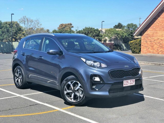 Used Kia Sportage QL MY19 Si 2WD, 2019 Kia Sportage QL MY19 Si 2WD Grey 6 Speed Sports Automatic Wagon