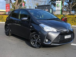 2018 Toyota Yaris NCP131R SX 4 Speed Automatic Hatchback.