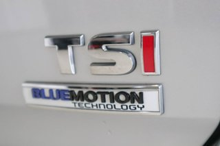 2016 Volkswagen Golf VII MY17 92TSI DSG Silver 7 Speed Sports Automatic Dual Clutch Hatchback