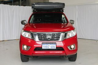 2016 Nissan Navara D23 S2 RX Red 7 Speed Sports Automatic Cab Chassis