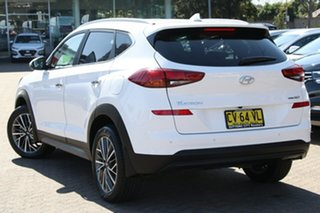 2019 Hyundai Tucson TL3 MY19 Elite (AWD) Pure White 7 Speed Auto Dual Clutch Wagon