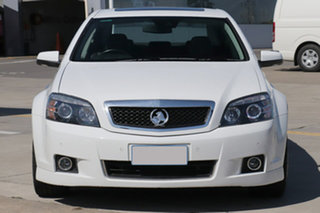 2015 Holden Caprice WN MY15 V (LPG) White 6 Speed Automatic Sedan