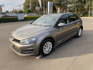 2015 Volkswagen Golf VII MY15 90TSI DSG 7 Speed Sports Automatic Dual Clutch Hatchback.