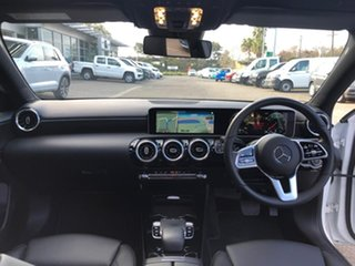 2018 Mercedes-Benz A-Class W177 A200 DCT White 7 Speed Sports Automatic Dual Clutch Hatchback
