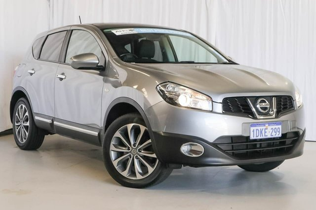 Used Nissan Dualis J10 MY2009 Ti Hatch X-tronic, 2010 Nissan Dualis J10 MY2009 Ti Hatch X-tronic Grey 6 Speed Constant Variable Hatchback