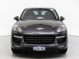 2015 Porsche Cayenne Series 2 MY15 GTS Black 8 Speed Automatic Tiptronic Wagon.