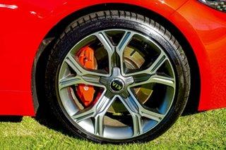 2019 Kia Stinger CK MY20 GT Fastback Red 8 Speed Sports Automatic Sedan