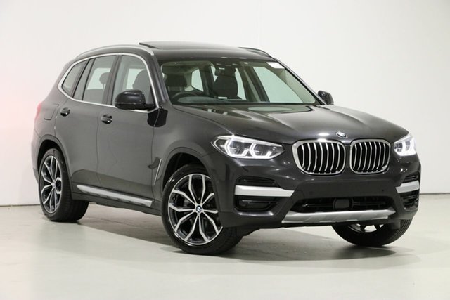 Used BMW X3 G01 MY18.5 xDrive30I, 2019 BMW X3 G01 MY18.5 xDrive30I Grey 8 Speed Automatic Wagon
