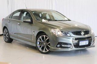 2013 Holden Commodore VF MY14 SS V Grey 6 Speed Sports Automatic Sedan.