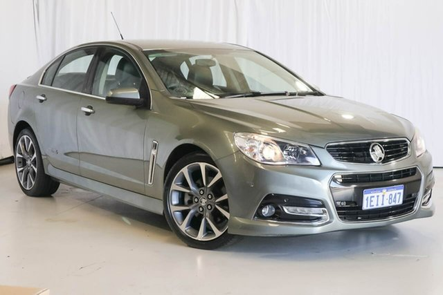 Used Holden Commodore VF MY14 SS V, 2013 Holden Commodore VF MY14 SS V Grey 6 Speed Sports Automatic Sedan