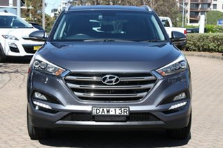 2015 Hyundai Tucson TLE Elite (AWD) Grey 7 Speed Auto Dual Clutch Wagon