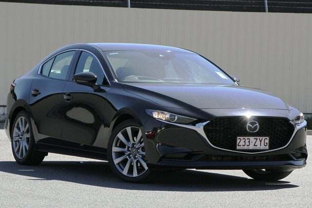 Demo Mazda 3 BP2SLA G25 SKYACTIV-Drive GT, MAZDA3 N 6AUTO SEDAN G25 GT