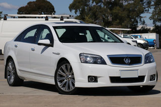 2015 Holden Caprice WN MY15 V White 6 Speed Sports Automatic Sedan.
