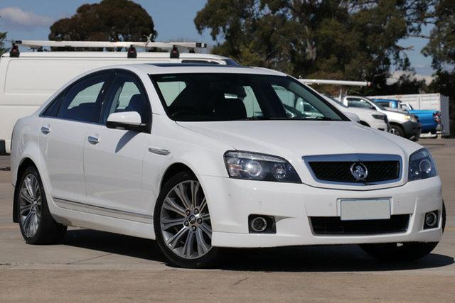 Used Holden Caprice WN MY15 V (LPG), 2015 Holden Caprice WN MY15 V (LPG) White 6 Speed Automatic Sedan