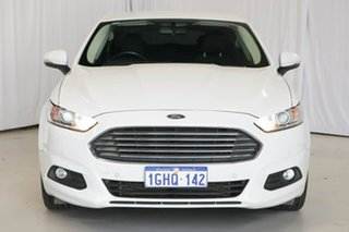 2017 Ford Mondeo MD 2017.50MY Ambiente White 6 Speed Sports Automatic Hatchback