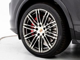 2015 Porsche Cayenne Series 2 MY15 GTS Black 8 Speed Automatic Tiptronic Wagon