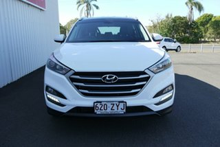 2017 Hyundai Tucson TL MY18 Active X 2WD White 6 Speed Manual Wagon