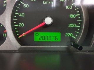 2007 Ford Falcon BF Mk II XT Silver 4 Speed Sports Automatic Sedan