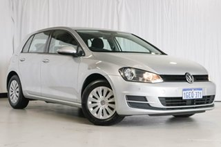 2016 Volkswagen Golf VII MY17 92TSI DSG Silver 7 Speed Sports Automatic Dual Clutch Hatchback.