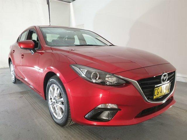 Used Mazda 3 BM5278 Neo SKYACTIV-Drive, 2015 Mazda 3 BM5278 Neo SKYACTIV-Drive Red 6 Speed Sports Automatic Sedan