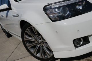 2015 Holden Caprice WN MY15 V (LPG) White 6 Speed Automatic Sedan.
