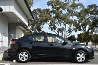 2010 Mazda 3 BL10F1 Neo Black 6 Speed Manual Sedan.