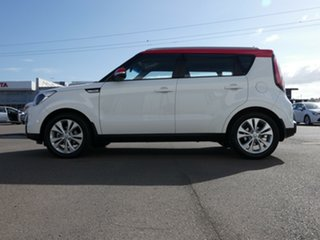 2015 Kia Soul PS MY15 SI White 6 Speed Sports Automatic Hatchback