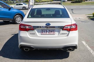 2018 Subaru Liberty B6 MY18 3.6R CVT AWD White 6 Speed Constant Variable Sedan.