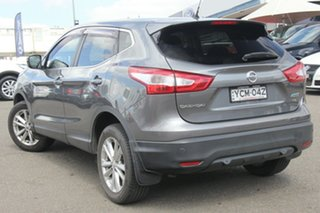 2014 Nissan Qashqai J11 TS Grey 1 Speed Constant Variable Wagon.