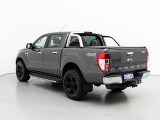 2017 Ford Ranger PX MkII MY17 XLT 3.2 (4x4) Grey 6 Speed Automatic Double Cab Pick Up