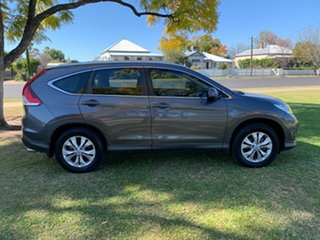 2013 Honda CR-V RM VTi 4WD Urban Titanium 5 Speed Automatic Wagon.
