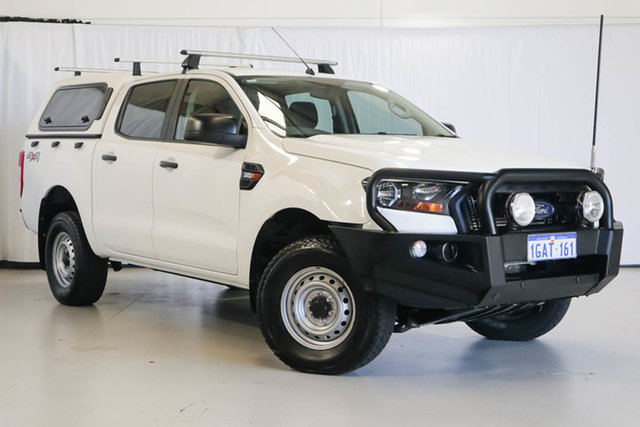 Used Ford Ranger PX MkII XL, PX MkII XL UTE SA 6sp 3.2DT (Jul)