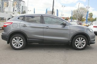 2014 Nissan Qashqai J11 TS Grey 1 Speed Constant Variable Wagon