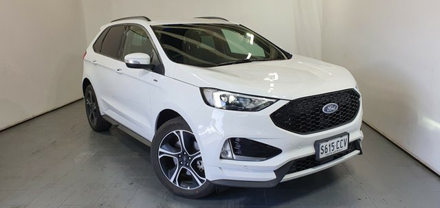 Used Ford Endura CA 2019MY ST-Line, 2019 Ford Endura CA 2019MY ST-Line Oxford White 8 Speed Sports Automatic Wagon