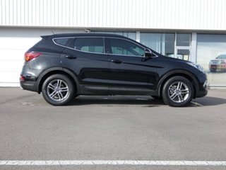 2017 Hyundai Santa Fe DM3 MY17 Active Black 6 Speed Sports Automatic Wagon