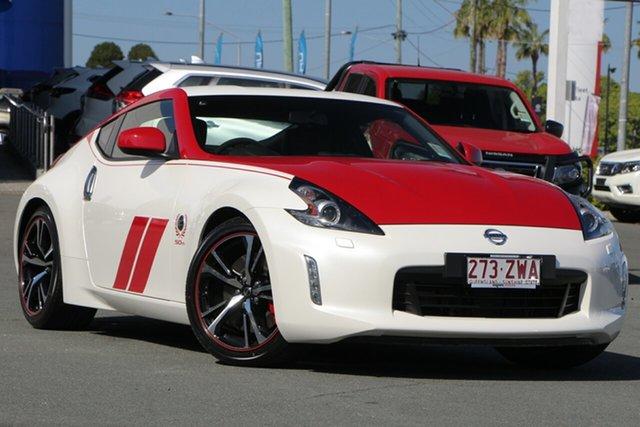 Demo Nissan 370Z Z34 MY20 50th Anniversary, 2019 Nissan 370Z Z34 MY20 50th Anniversary Xdv 7 Speed Sports Automatic Coupe