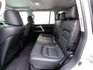 2020 Toyota Landcruiser VDJ200R LC200 VX (4x4) White 6 Speed Automatic Wagon