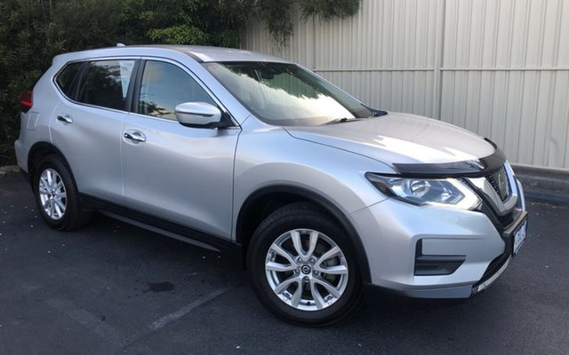 Used Nissan X-Trail T32 ST X-tronic 4WD, 2017 Nissan X-Trail T32 ST X-tronic 4WD Silver 7 Speed Constant Variable Wagon