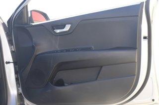 2021 Kia Rio YB MY21 S Silver 6 Speed Automatic Hatchback