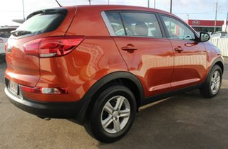 2014 Kia Sportage SL MY14 Si 2WD Techno Orange 6 Speed Sports Automatic Wagon