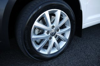 2014 Volkswagen Caddy 2KN MY15 TDI250 BlueMOTION Crewvan Maxi DSG White 7 Speed