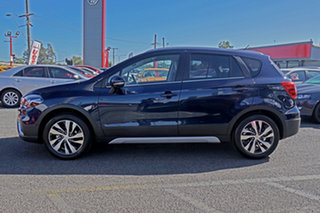 2019 Suzuki S-Cross JY Turbo Blue 6 Speed Sports Automatic Hatchback